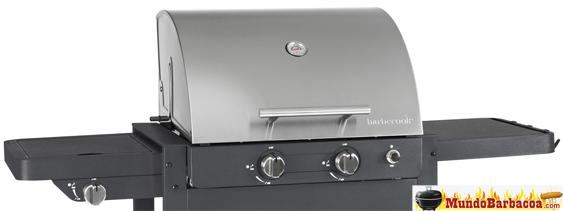 Barbacoa de Gas Barbecook Brahma 3.0