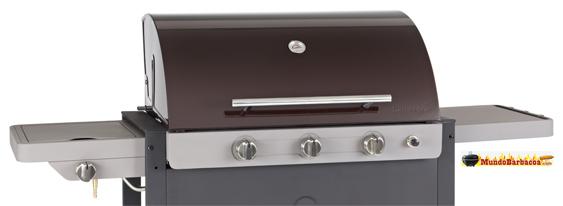 Barbacoa de Gas Barbecook Brahma 4.0