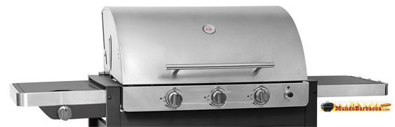 Barbacoa de Gas Barbecook Brahma 4.2