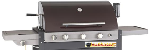 Barbacoa de Gas Barbecook Brahma 5.2 ceram