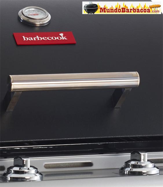detalle de las barbacoas Barbecook Impuls 3.0