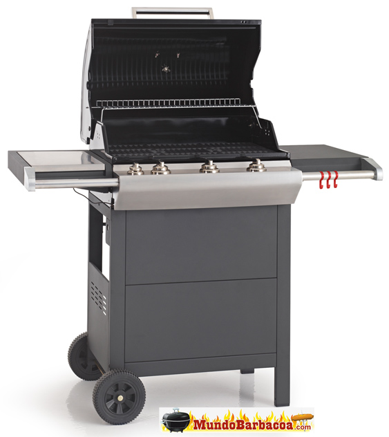 Barbacoas de gas Barbecook Impulse 4.0 Black