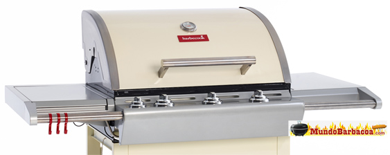 Barbacoas a gas Barbecook Impulse 4.0 Snow