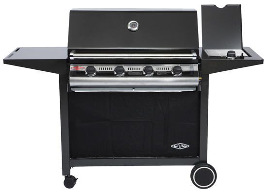 barbacoa de gas Beefeater Burner Wok 4