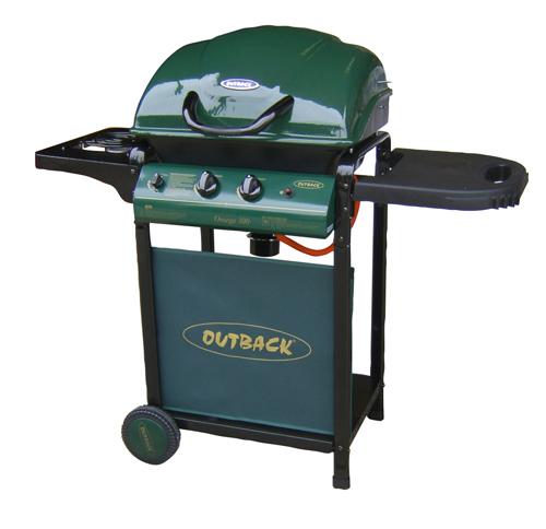 Barbacoa de Gas Outback Omega 300