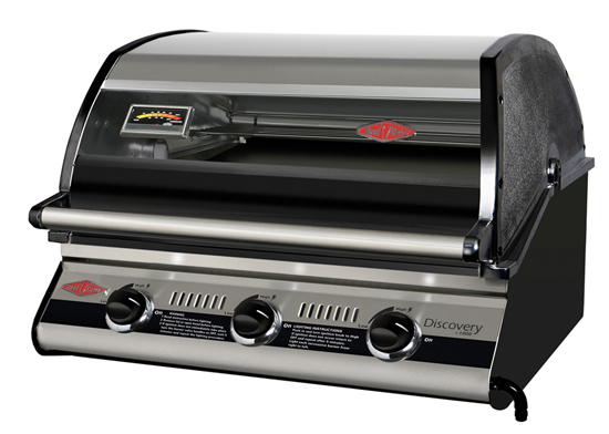 Barbacoa encastrable de gas Discovery plus inox