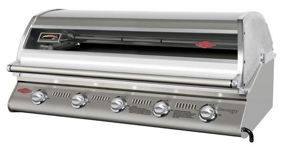 Barbacoa de Gas encastrable Beefeater Discovery Premium 5