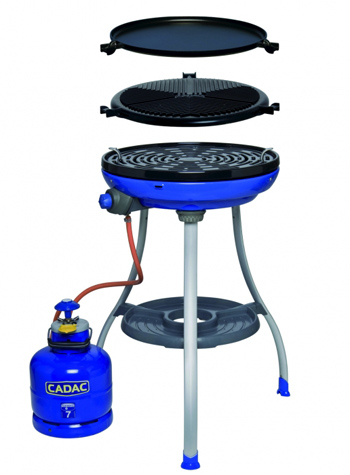 Barbacoa de Gas Cadac Carri Chef Bbq y Carri Chef Bbq & Grill