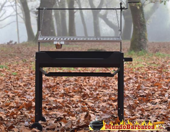 Barbacoa de hierro decapado Baluja Soar 720 BHS