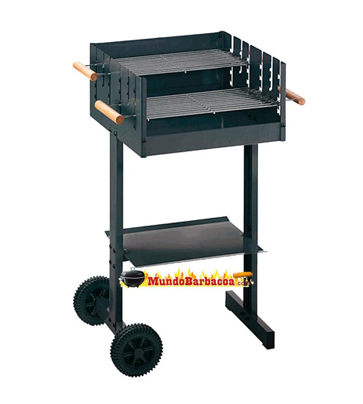 Barbacoas de carbón Alperk Box 4646
