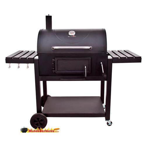 Barbacoa de carbón Char-Broil Montana 800