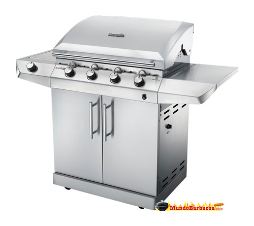 Barbacoa de gas Char-Broil Performance T-47G