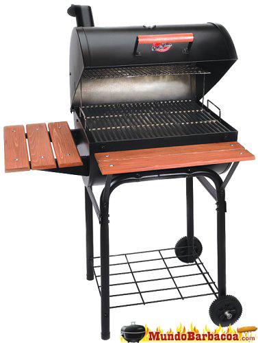 Barbacoa de carbón Char-Griller Wrangler BAR2123