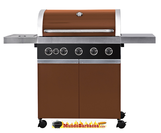 Barbacoas a gas Favells BronzGrill 3