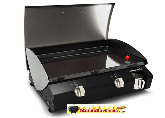 Plancha de gas Barbecook Bero 2.0