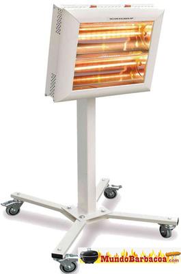 Robot de calor profesional Termigo de gran potencia
